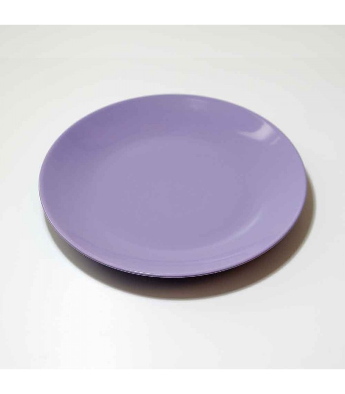 Provenzal Lilac Stoneware Dinner Plate 26 5 Cm