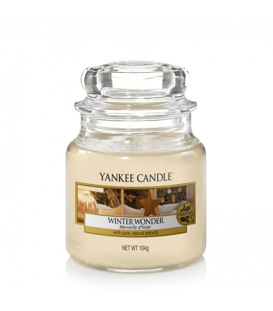 Winter Wonder Medium Candle