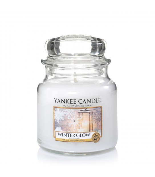 Winter Glow Medium Candle