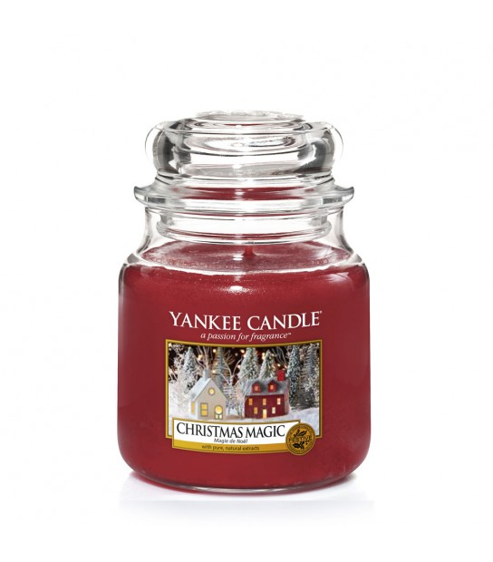 Christmas Magic Medium Candle