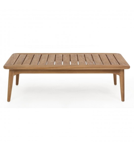 Xenia- Ninfa coffee table in teak