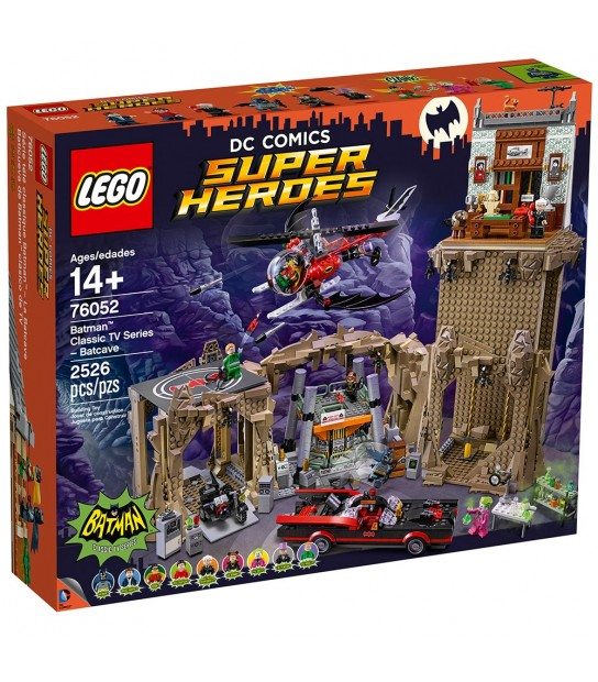 LEGO Super Heroes Batman 76052