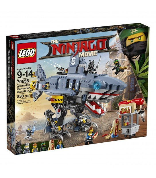 THE LEGO NINJAGO MOVIE garmadon, Garmadon
