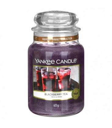 Blackberry Tea Large candle