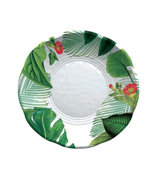 Set 2 pcs Dinner plates York in Melamine
