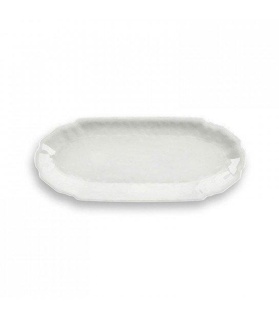 Apetizer/sushi/coffee Tray Melamine WhiteTray