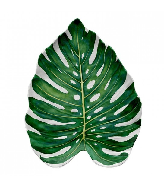 Big Leaf tray Floreal York