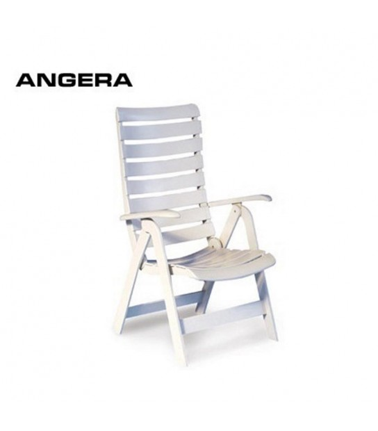 Angera chair with arms