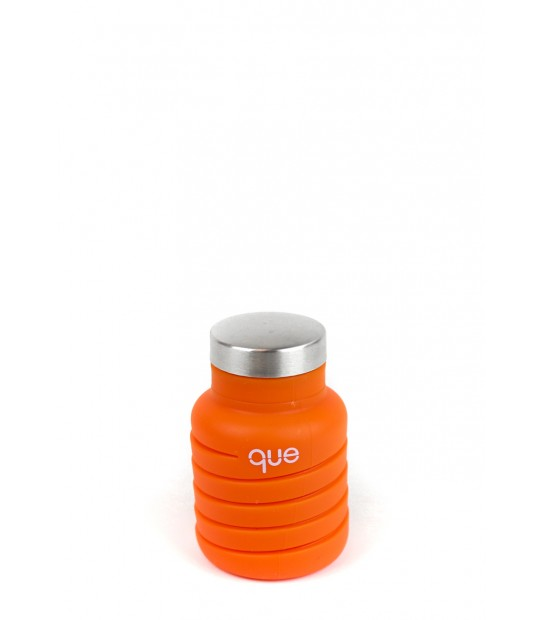 Que Bottle 12 oz Sunbeam Orange