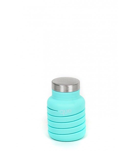 Que Bottle 12 oz Misty Mint