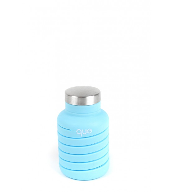 Que Bottle 20 oz Iceberg Blue
