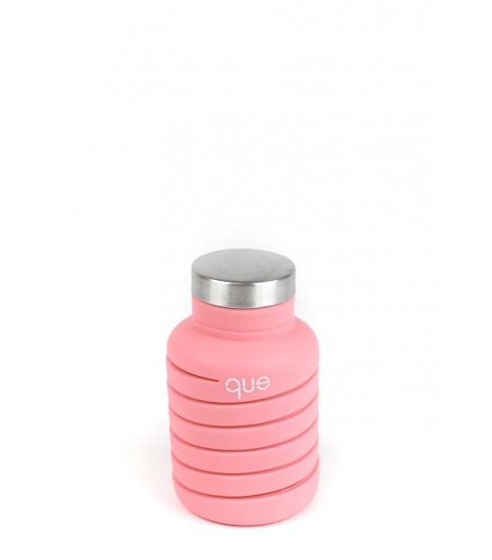 Que Bottle 20 oz Coral Pink