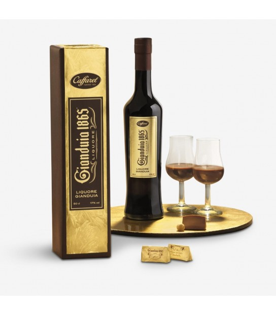 Gianduia 1865 Gold: Liquore al Gianduia 1865