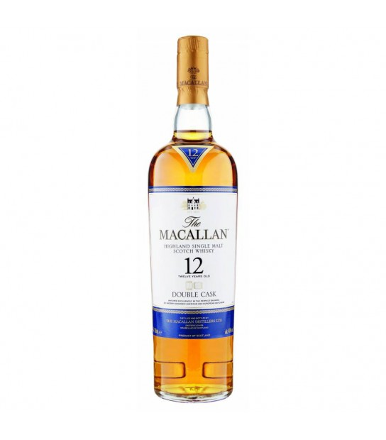 Macallan Whisky 12 Years Double Cask