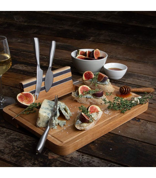 Set PArty Cheese Board with cheese board