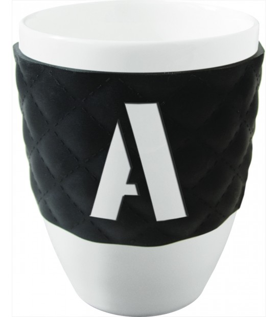 Mug con Black Band in Silicone