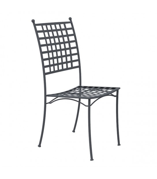 Tosca Chair without Arms