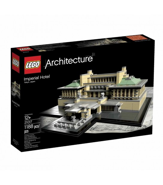 "Lego Architecture ""Imperial Hotel"""