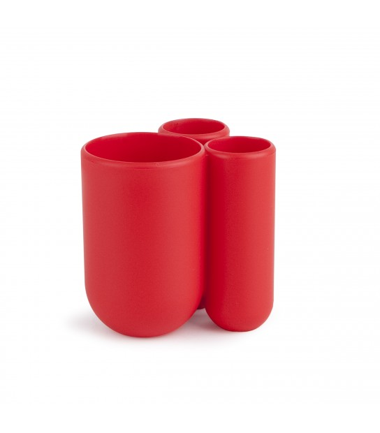 Toothbrush Holder Red