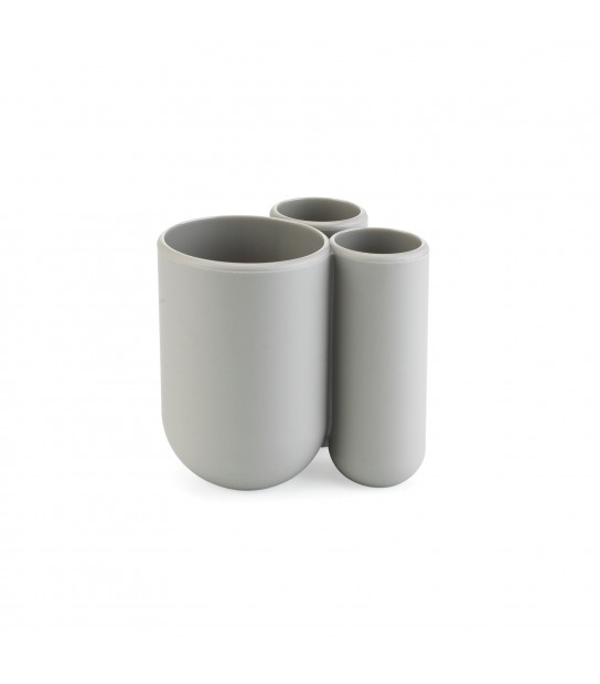 Toothbrush Holder Grey