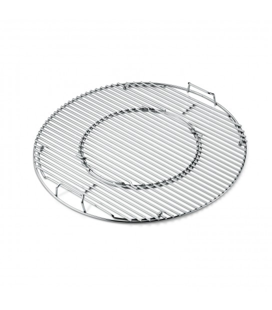 WEBER ORIGINAL GOURMET BBQ SYSTEM HINGED COOKING GRATE