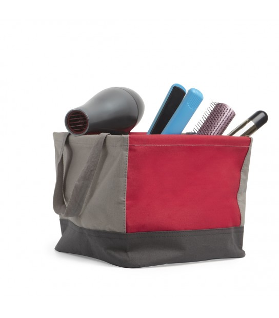 Crunch Small Tote Red