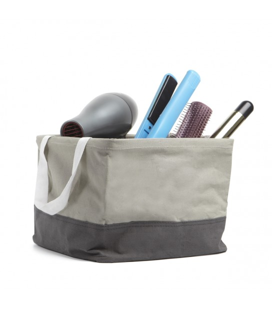 Crunch Small Tote Grey