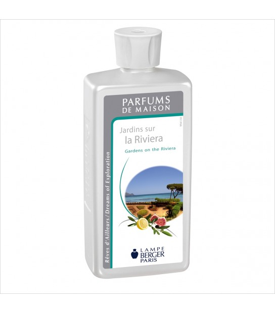 Gardens on the Riviera 0.5 Lt Lampe Berger Fragrance