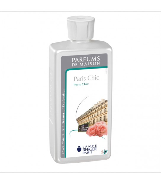 Paris Chic 0.5 Lt Lampe Berger Fragrance