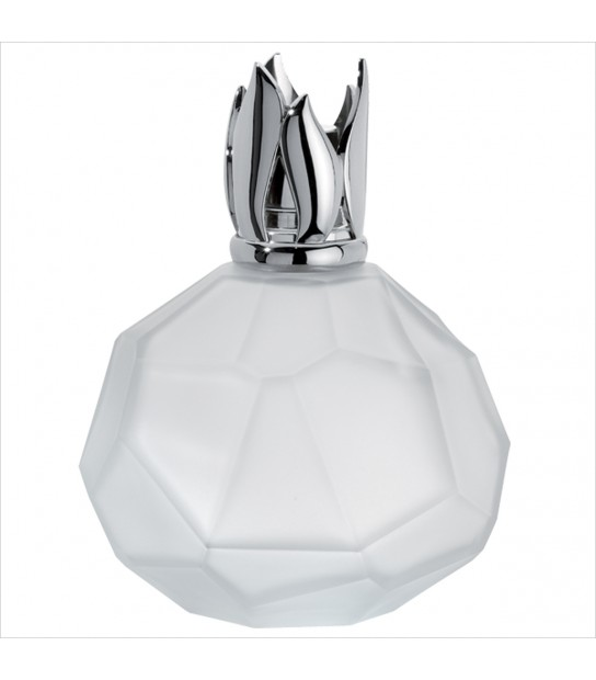 Crystal de Roche Frosted Lampe Berger