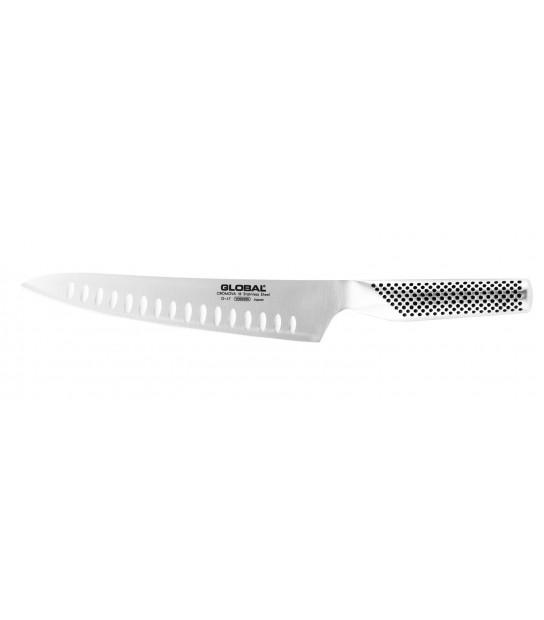 Global G67 210 mm Fluted Blade Carving Knife