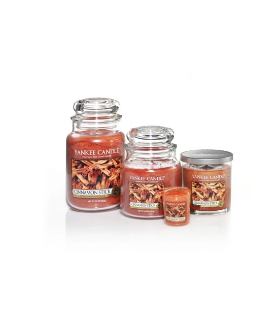 Cinnamon Stick Large Jar Yankee Candle