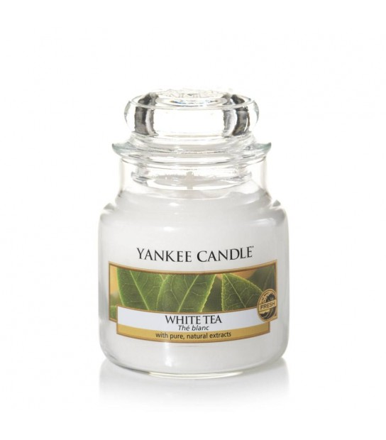 Olive & Thyme Small Jar Yankee Candle