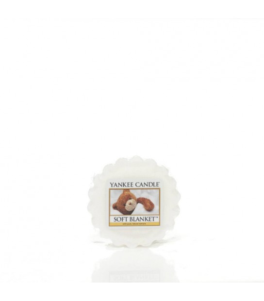 Tarts wax Yankee Candle Soft Blanket