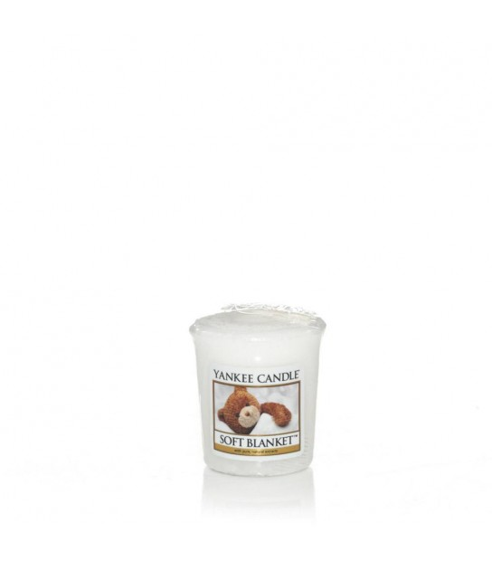 Sampler votive Yankee Candle Soft Blanket