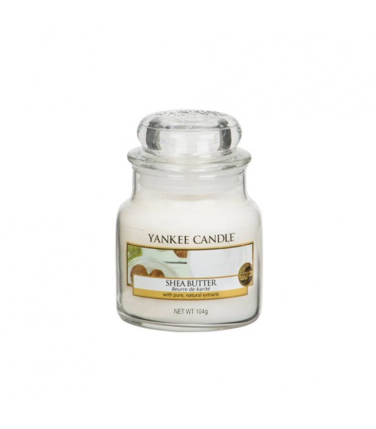 Shea Butter Small Jar Yankee Candle