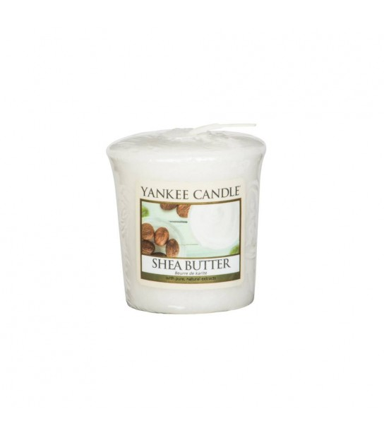 Shea Butter Sampler votive Yankee Candle