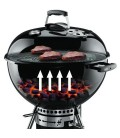 Weber Master Touch diam. 57 Black GBS