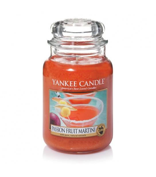 Passion Fruit Martini Large Jar Yankee Candle