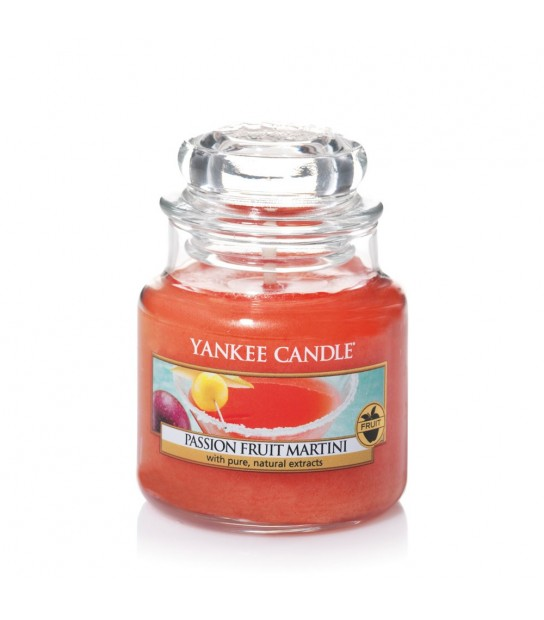 Passion Fruit Small Jar Yankee Candle