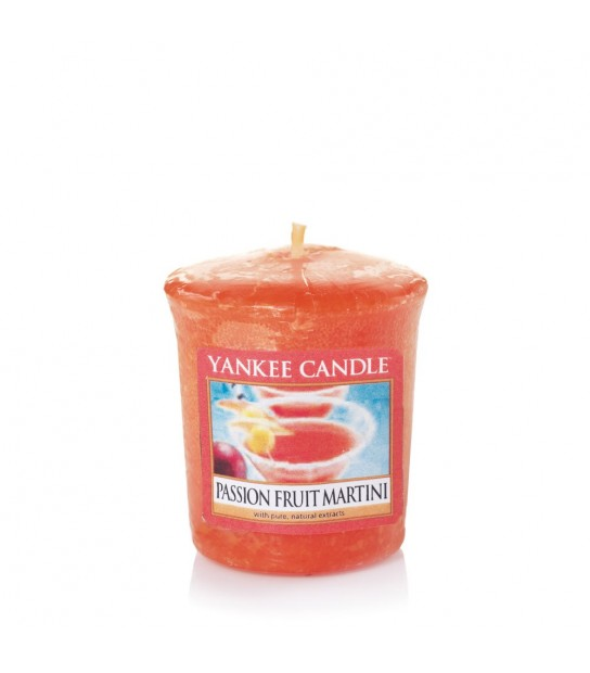 Passion Fruit Martini Votivo Yankee Candle