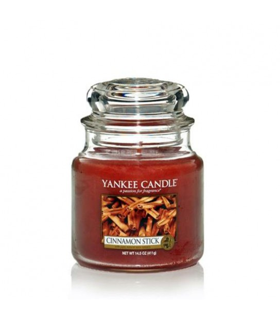 Medium Jar Yankee Candle Cinnamon Stick