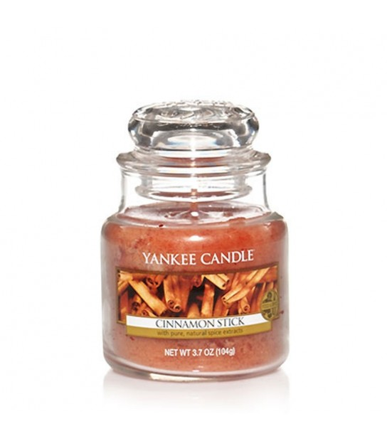 Cinnamon Stick Small Jar Yankee Candle