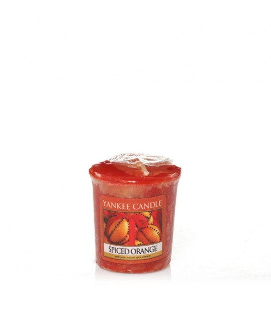 Moccolo Spiced Orange Yankee Candle
