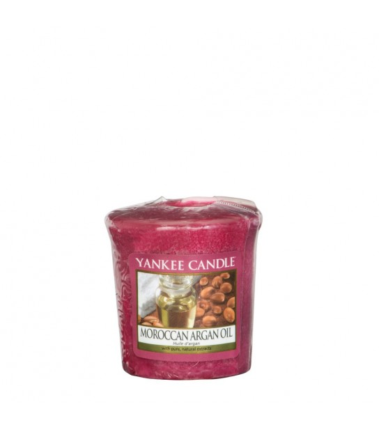 Moroccan Argan Oil Votive by Yankee Candle