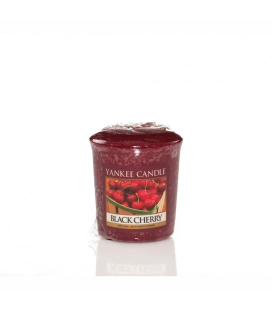 Moccolo Yankee Candle black Cherries