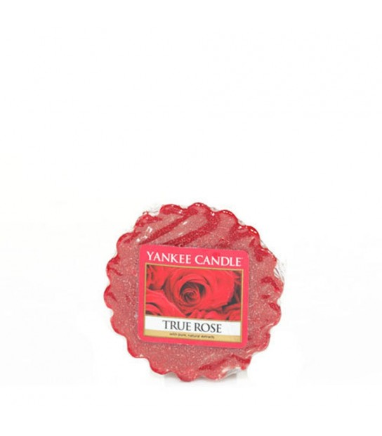 True Rose Tarte Yankee Candle