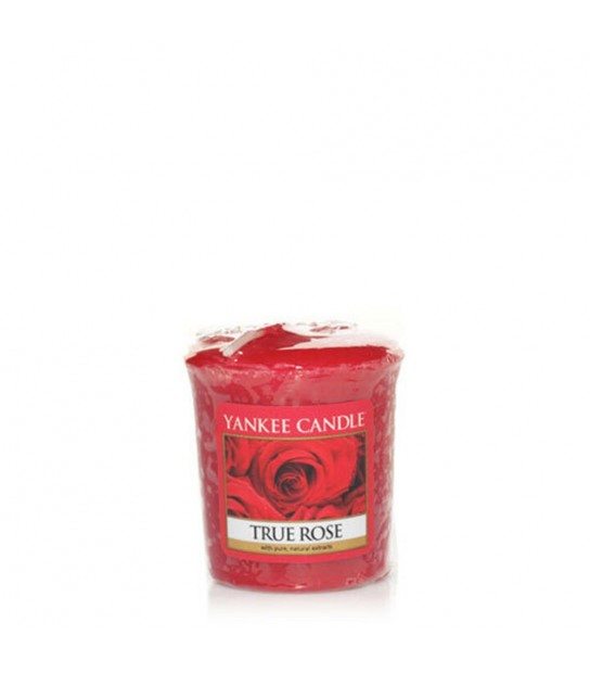 True Rose Votive by Yankee Candle