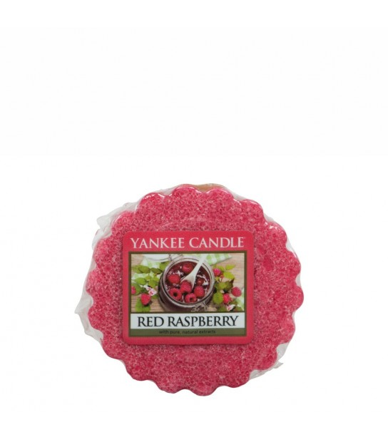 Red Raspberry Tarte Yankee Candle