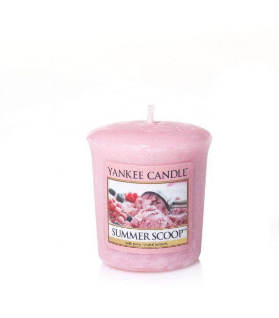 Summer Scoop Votive by Yankee Candle